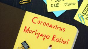 COVID 19 Mortgage Relief