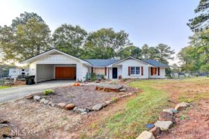 Just Listed: 3991 Buck Smith Rd, Loganville