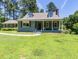 Just Listed: 4554 Cannon Rd, Loganville